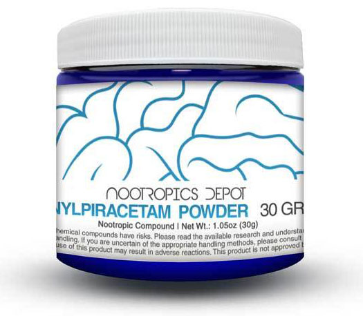 phenylpiracetam powder