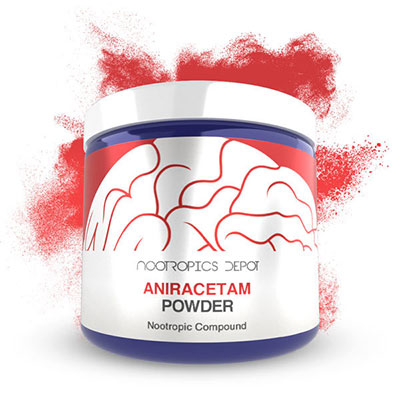 Photo of Aniracetam powder