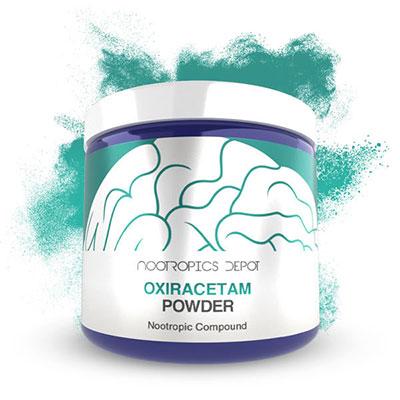 Photo of Oxiracetam powder