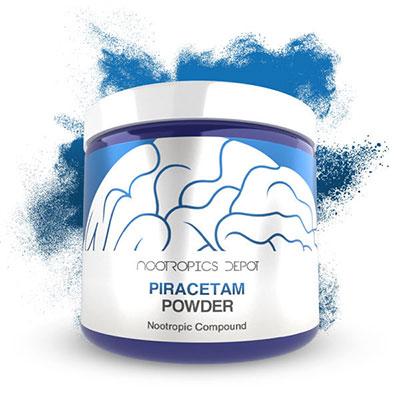 Nootropics Depot pira powder